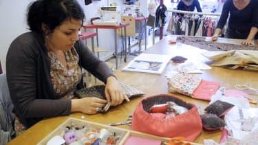 La fabrication d'accessoires de mode figure parmi les passions que les Français transforment en métier.