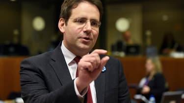 Matthias Fekl, secrétaire d'État français chargé du Commerce extérieur.