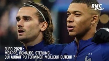 Euro 2020 : Mbappé, Ronaldo, Sterling... Qui aurait pu terminer meilleur buteur ?