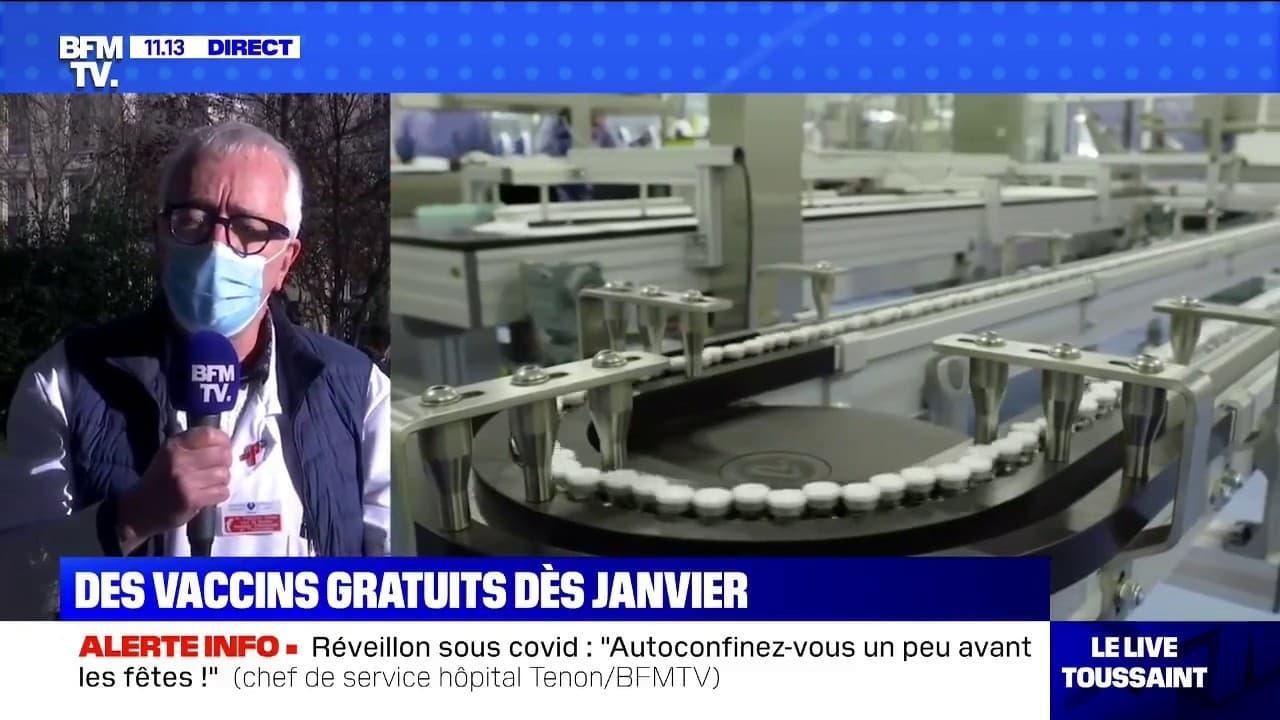 """Covid-19: l'infectiologue Gilles Pialoux conseille de """"s'autoconfiner"""" un peu avant les fêtes"""