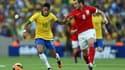 Neymar face à Frank Lampard