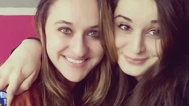 Laura et Mauranne.