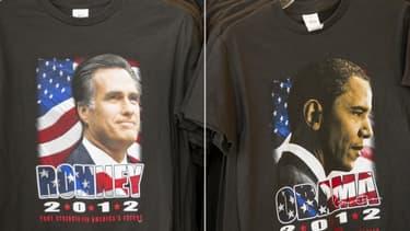 Mitt Romney et Barack Obama s'affronteront ce soir dans un débat télévisé