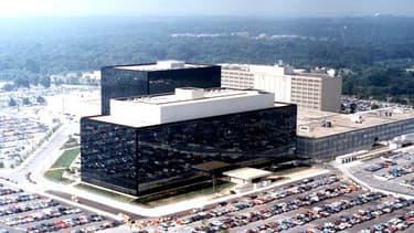 Le siège de la NSA, dans le Maryland.