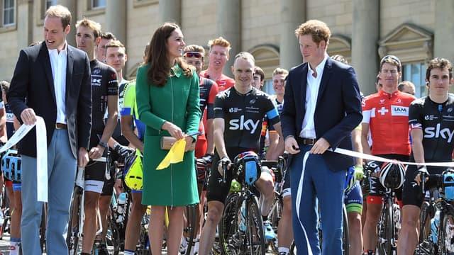 Le départ royal du Tour 2014 à Leeds