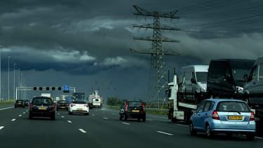 En 2017 comme en 2018, la moitié des amendes pour excès de vitesse aux Pays-Bas portait sur des excès de vitesse inférieurs à 5km/h.