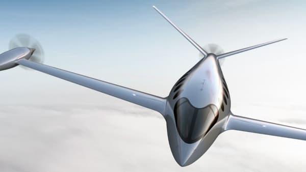 Avion électrique d'Eviation Aircraft