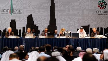 Conférence de presse de l'ITU pour le dernier jour de la conférence WCIT.