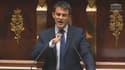 """Manuel Valls a usé d'une anaphore pendant son discours, en répétant neuf fois """"J'assume!"""" devant les députés."""