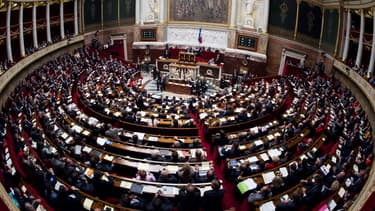 L'Assemblée nationale - Image d'illustration