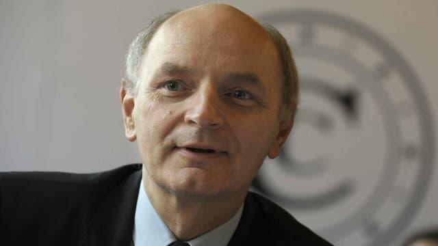 Le président de la Cour des comptes Didier Migaud