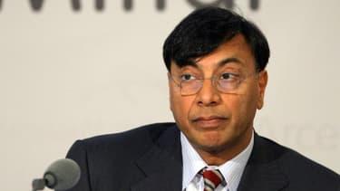 Lakshmi Mittal sera reçu en fin de journée par l'Elysée
