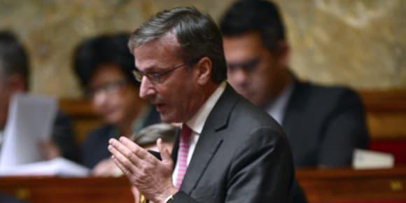 Philippe Vigier, président du groupe UDI à l'Assemblée nationale