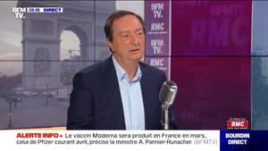 """Michel-Édouard Leclerc: E. Leclerc proposera """"la voiture électrique la moins chère du marché en location"""" d'ici mars-avril"""