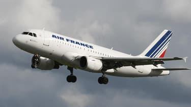 Air France va créer des lignes low cost pour redynamiser son offre court et moyen courrier. (Photo : Air France)