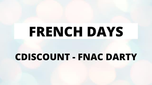 Fnac Darty, Cdiscount… les offres de ce dernier jour des French Days