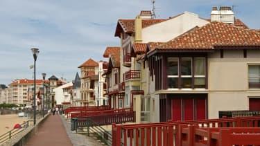 Beaucoup de communes de Sud-Ouest, ici Saint-Jean-de-Luz, ont décidé d'appliquer la surtaxe sur les résidences secondaires.