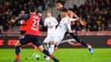 Lille-OL en Ligue 1