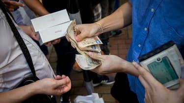Le coût élevé de la technologie OLED des écrans plats explique en partie le prix du futur iPhone 8.