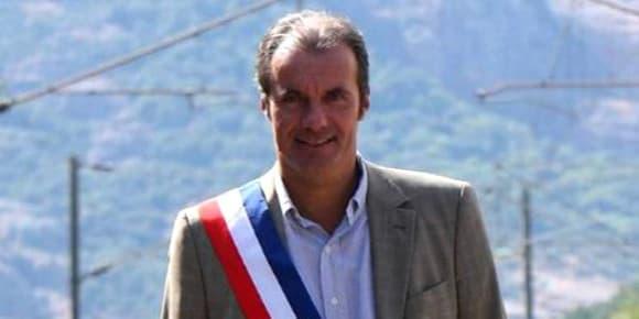 Luc Jousse, maire UMP de Roquebrune-sur-Argens.