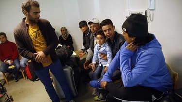 Bernard Cazeneuve réunit les maires disposés à accueillir des réfugiés ce samedi à Paris (Photo d'illustration)
