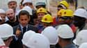 Nicolas Sarkozy a annoncé mardi que le taux de TVA réduit de 5,5% pour les travaux de rénovation dans le bâtiment serait reconduit en 2011. /Photo prise le 14 septembre 2010/REUTERS/Philippe Wojazer