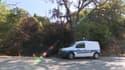 Un homme a été arrêté après avoir tenté d'allumer un feu de forêt au bord d'une route près de Cavalaire.