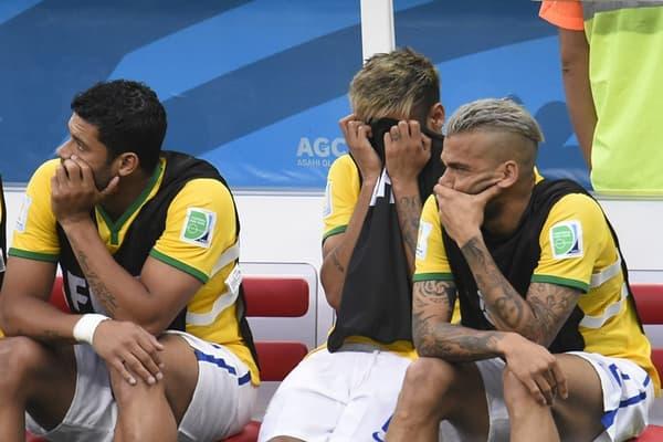 Les Brésiliens affligés