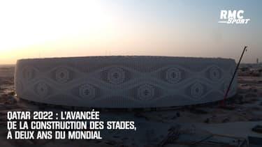 Qatar 2022 : L'avancée de la construction des stades, à deux ans du mondial
