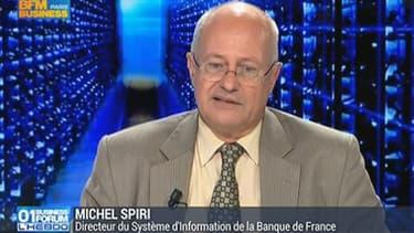 Le cloud est au coeur de la rationalisation des ressources informatiques des banques, explique Michel Spiri, DSI de la Banque de France.