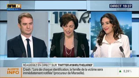 Anna Cabana face à David Revault d'Allonnes: Comment François Hollande et Manuel Valls vont-ils rassembler la gauche ?