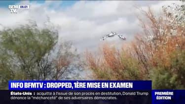 Dropped: le chargé de la sécurité du tournage de l'émission mis en examen