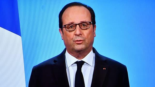 François Hollande renonce à se présenter à un deuxième mandat