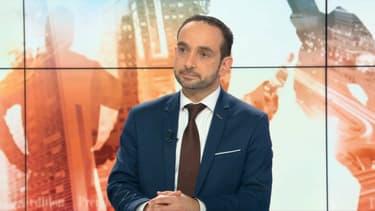 Patrick Haddad, le maire PS de Sarcelles