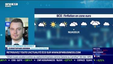Christopher Dembik (Saxo Bank) : L'inflation en zone euro - 26/10