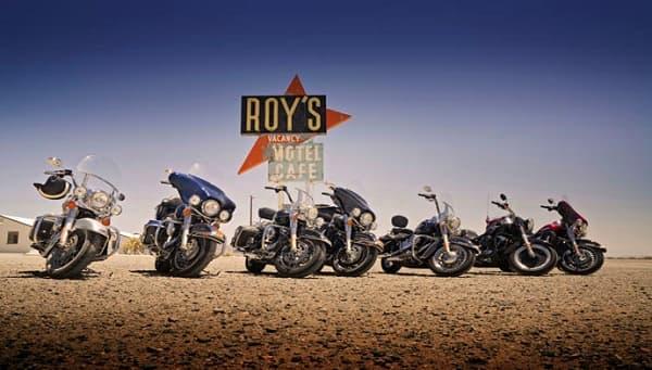 Des Harley-Davidson, mais aussi des voyages en Honda ou en BMW, America Motors sait varier les plaisirs.