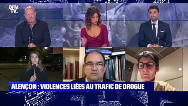 Alençon: Violences liées au trafic de drogue - 27/10
