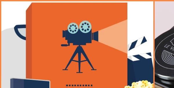 """La """"Box fait son cinéma"""" propose (re)découvrir chaque mois l'univers d'un film culte à travers des goodies et un livret. Le Vinyle Club, lui, vous envoie deux vinyles par mois de tous les genres musicaux."""