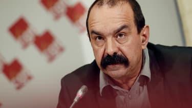Philippe Martinez, le leader de la CGT, fustige les méthodes employées par le gouvernement.