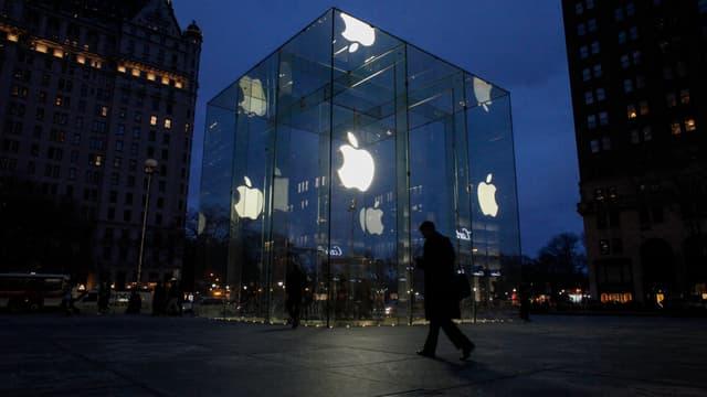 Apple a porté plainte en Chine et aux États-Unis.