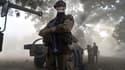 La photo de ce légionnaire Français en mission au Mali, a provoqué la colère de l'état-major.