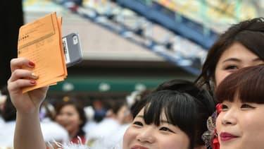 Dans l'archipel japonais, où la population est décroissante, plus de 40% des moins de 35 sont vierges.