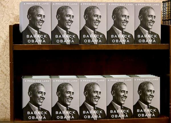 Le livre de Barack Obama, en librairies le 17 novembre 2020.