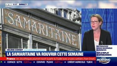 La Samaritaine va rouvrir cette semaine, après 15 ans de travaux et 750 millions d'euros d'investissement