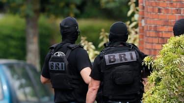 Les hommes de la BRI sont intervenus les premiers pour neutraliser les deux terroristes dans l'église de Saint-Etienne-du-Rouvray.