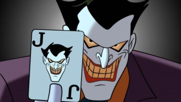 Le Joker de la série animée Batman