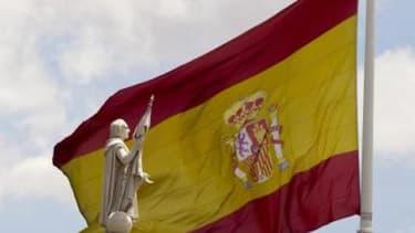 Madrid a encore vu ses taux d'empruns s'envoler mercredi
