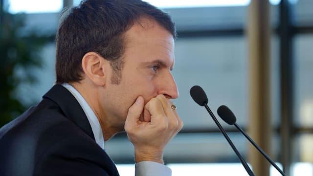 Emmanuel Macron a notamment été un gage de sérieux auprès de la Commission européenne