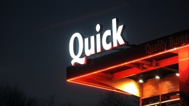 Quick était en vente depuis juin.