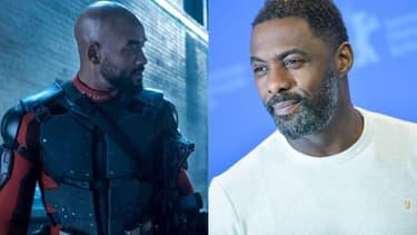 Will Smith dans Suicide Squad - Idris Elba